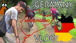 Germany Vlog 2015 | Cycling Round The Nürburgring