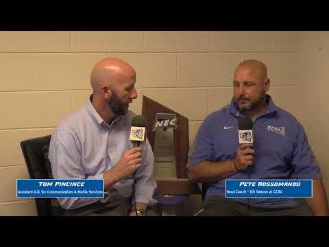 CCSU Football update with head coach Pete Rossomando