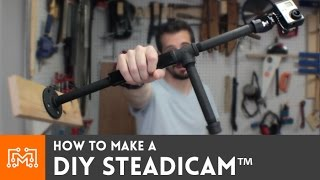DIY Steadicam™ (Camera counter balance) // How-To