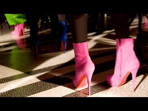 V&A Fashion in Motion - Roksanda Ilincic - Behind the Scenes