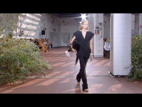 Jil Sander | Spring Summer 2019 Full Fashion Show | Exclusive