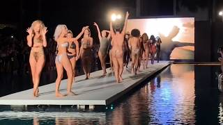 Sports Illustrated Swimsuit Runway Show at W South Beach
