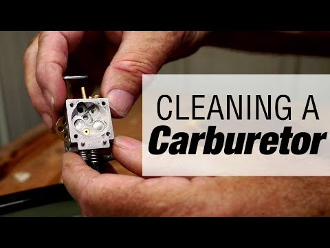 How to Clean a Carburetor Easily
