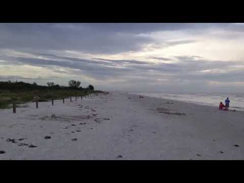 Sanibel Island, FL Beach