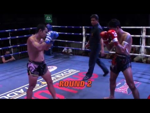 Wanghinlek (Tiger Muay Thai) vs Singnoi (Putlorlek Muay Thai) @ Chalong Boxing Stadium 19/4/16