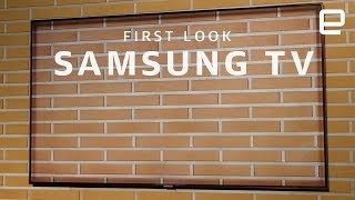 Samsung QLED TV (2018) first look