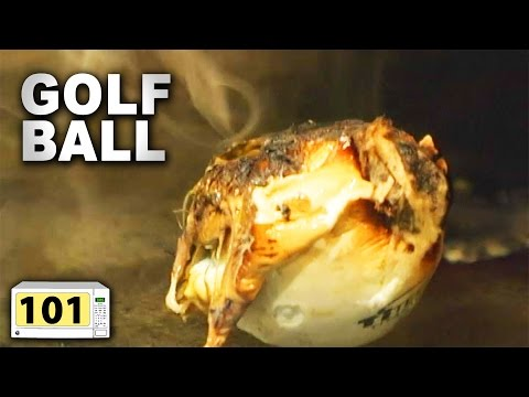 Is It A Good Idea To Microwave A Golf Ball?