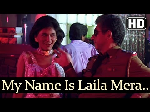 My Name Is Laila - Sunil Shetty - Sonali Bendre - Takkar - Bollywood...