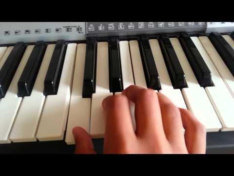 Raghupathi raghava raja ram on keyboard
