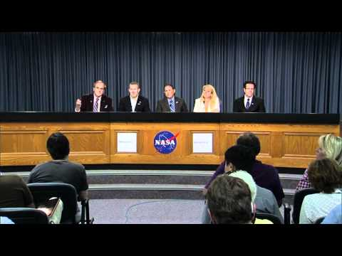 NASA/Spacex Discuss Upcoming Launch and Mission To ISS