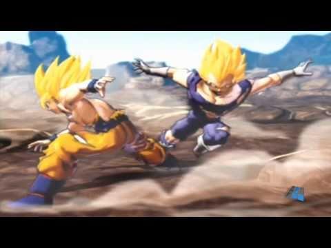 Dragon Ball Z - Budokai Tenkaichi (Intro)