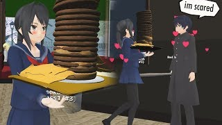 Making a romantic meal for Bad Boy | School Girls Simulator - New Update