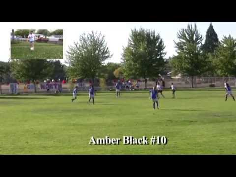 Amber Black North Medford High School Women's Soccer, Medford, Oregon