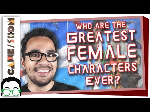 Who Are the Greatest Female Characters Ever?