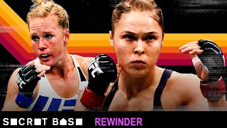 One of the most shocking finishes in UFC history deserves a deep rewind | Rousey vs Holm, UFC 193