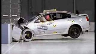 Crash test galant 9