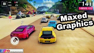 Asphalt 9 Update 5 | New Track All routes Island Tour
