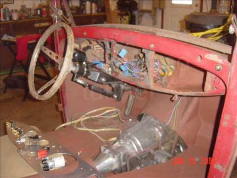 Wolf Rat Rod Build Pics