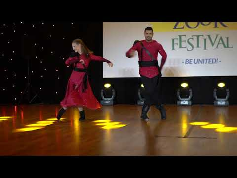 WZF2019 with Bea & Renato in performance ~ Zouk Soul