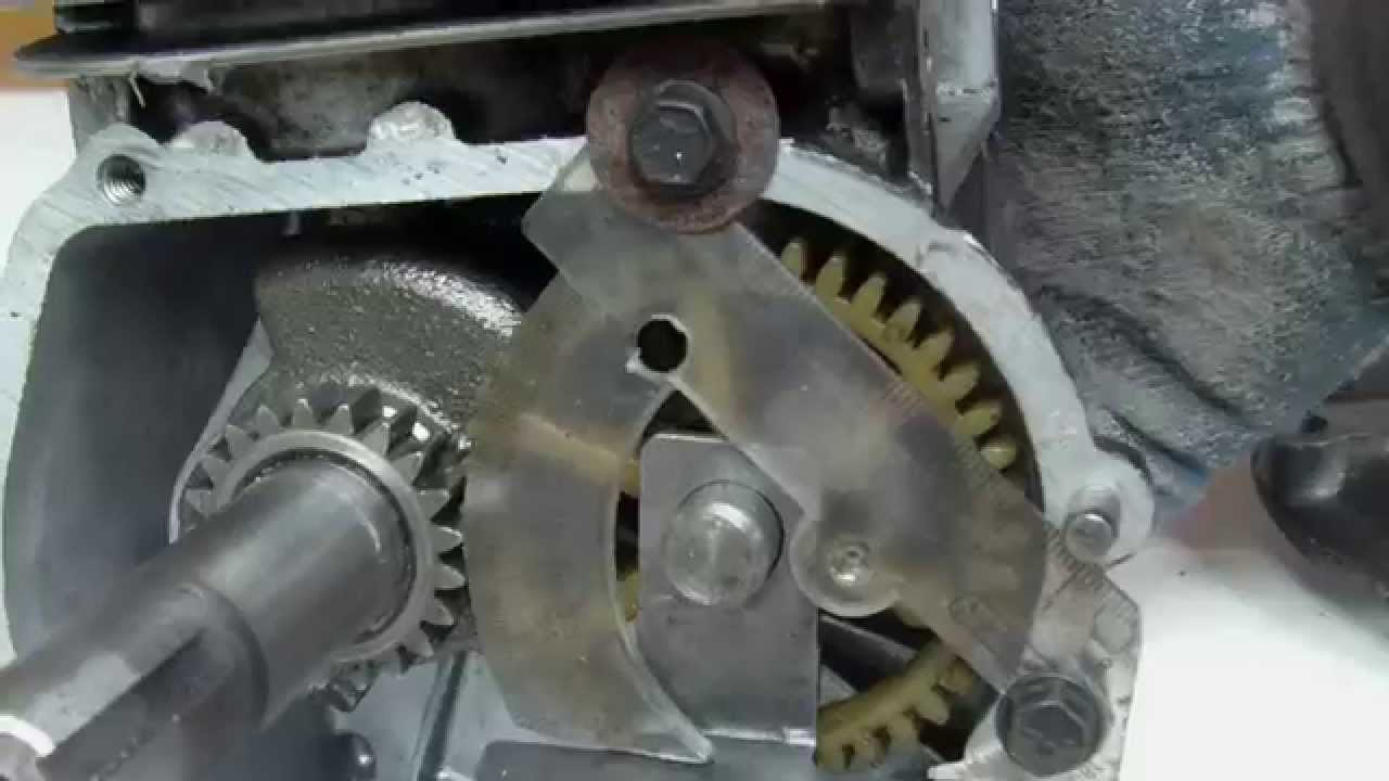 Silnik Dolnozaworowy Czterosuwowy Briggs Amp Stratton Zasada
