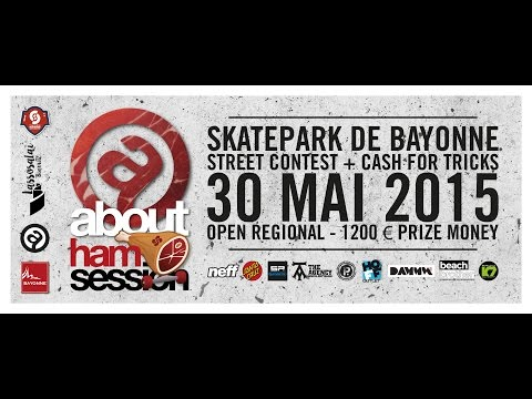 ABOUT HAM SESSION 2015 - Bayonne
