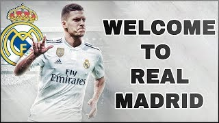 REAL MADRID Transfer News (2019) LUKA JOVIC To Real Madrid Transfer Analysis