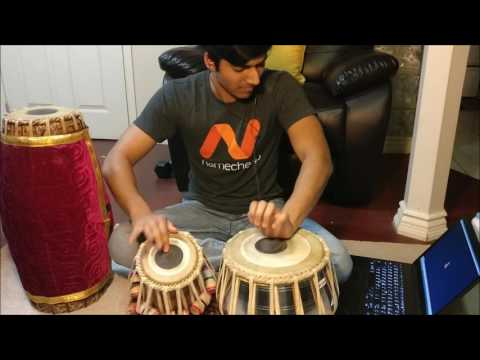 Gerua - Dilwale (TABLA COVER)