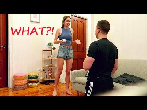 Proposing to my Girlfriend PRANK - GONE WRONG!!!