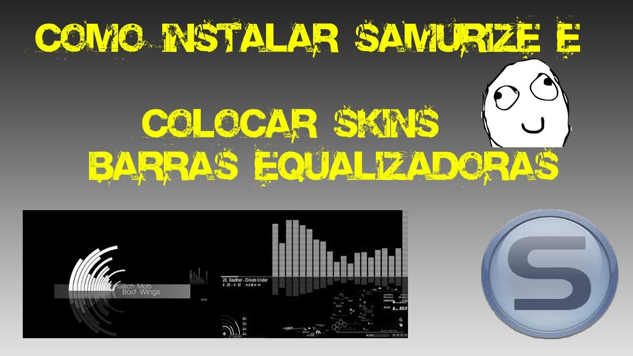 Download Circular Eq Samurize Para Winamp Media