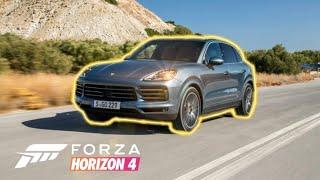 2018 Porsche Cayenne Turbo|Forza Horizon 4