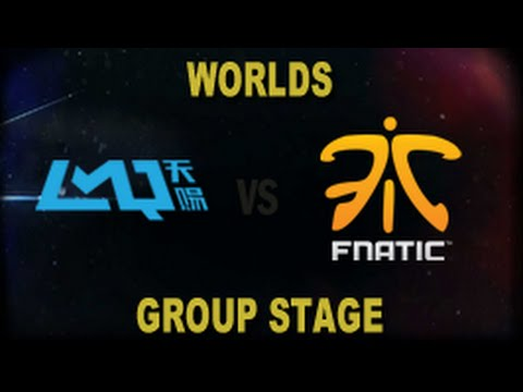 LMQ vs FNC - 2014 World Championship Groups C and D D3G3
