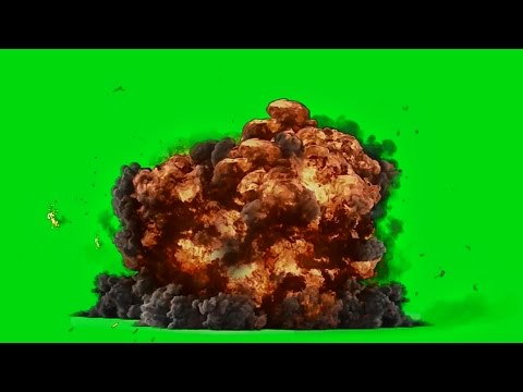 Green Screen 40+ essential effects