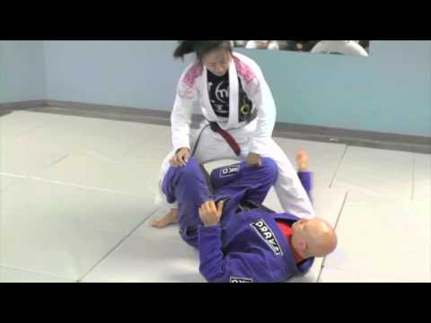 How to Neutralize and Pass the X Guard by Emily Kwok Image 1