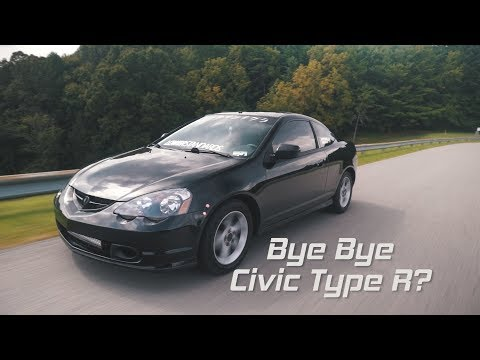 Modified Acura RSX Review || Better than the Type S!?