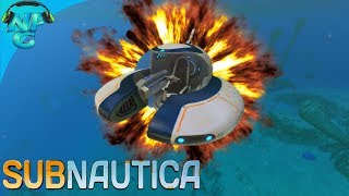 Subnautica - Jackpot Discovery of 2 PRAWN Arm Upgrades and some VERY Unexpected Action! E17