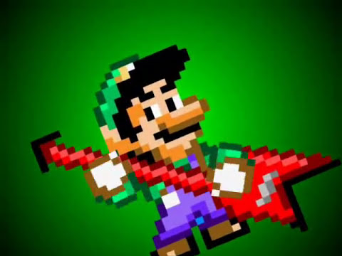 Super Mario Bros - Puto (Molotov) (New Full Version) (Nueva Version Completa)