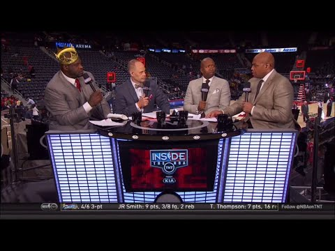 [Playoffs Ep. 21] Inside The NBA (on TNT) Full Episode - Cavs go up 2-0/Playoffs Shaqtin' A Fool