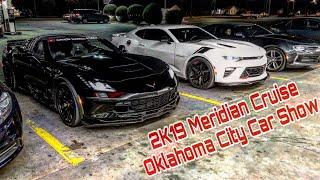 2K19 Meridian Cruise Oklahoma City Car Show