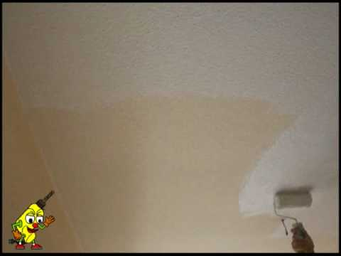 Como pintar una casa parte 4 bricolaje y manualidades - Pintar mi casa ...