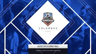 HaloWC 2018 Columbus Finals - Day 1