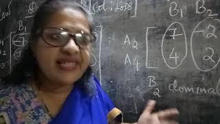 Game Theory Statistics with Jyotsna Narti Rao