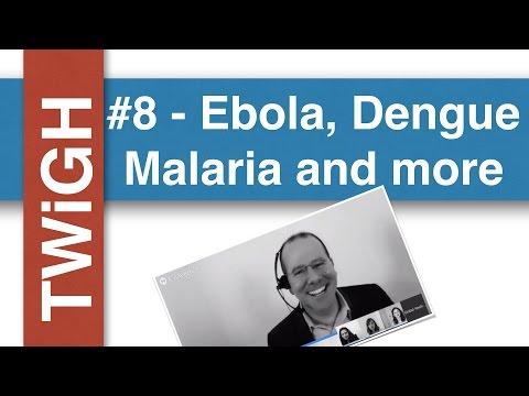 Global Health news - Ebola, Malaria, Dengue and more