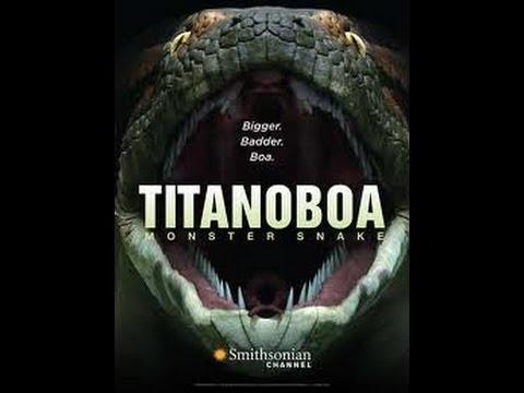 Titanoboa vs t Rex Mundo T-rex vs Titanoboa