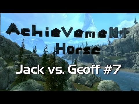 Halo: Reach - Achievement HORSE #7! (Jack vs. Geoff)