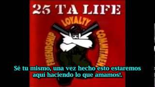 Watch 25 Ta Life Positive Hardcore Go video