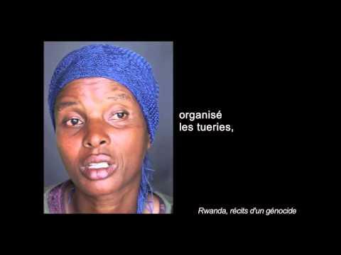 Rwanda, récits d'un génocide