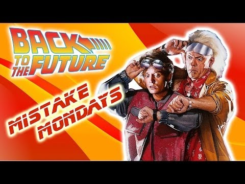 Back To The Future Part 1 (1985) Movie Mistakes