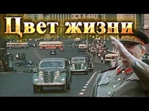 Цвет жизни. Начало (СССР в цвете)