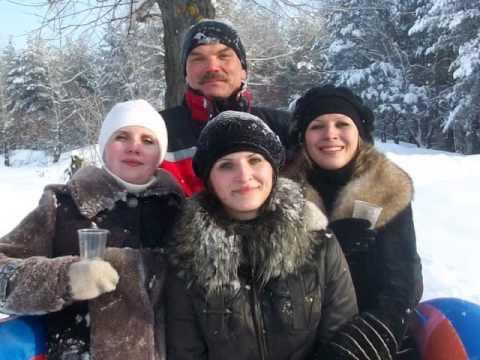 В г. Жирновск пришел Новый, 2013 год!!!