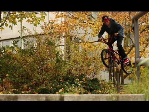 BMX Sessions in Germany - Back to Berlin Streets - Ep 1